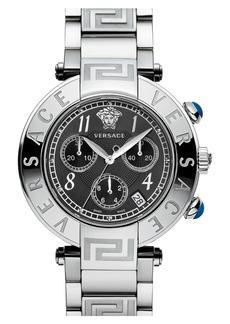 Versace 'Reve' Chronograph Bracelet Watch, 40mm