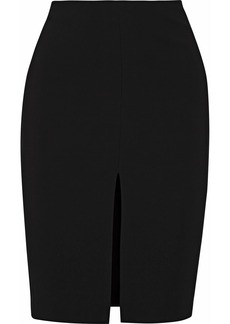 Versace Stretch-crepe skirt