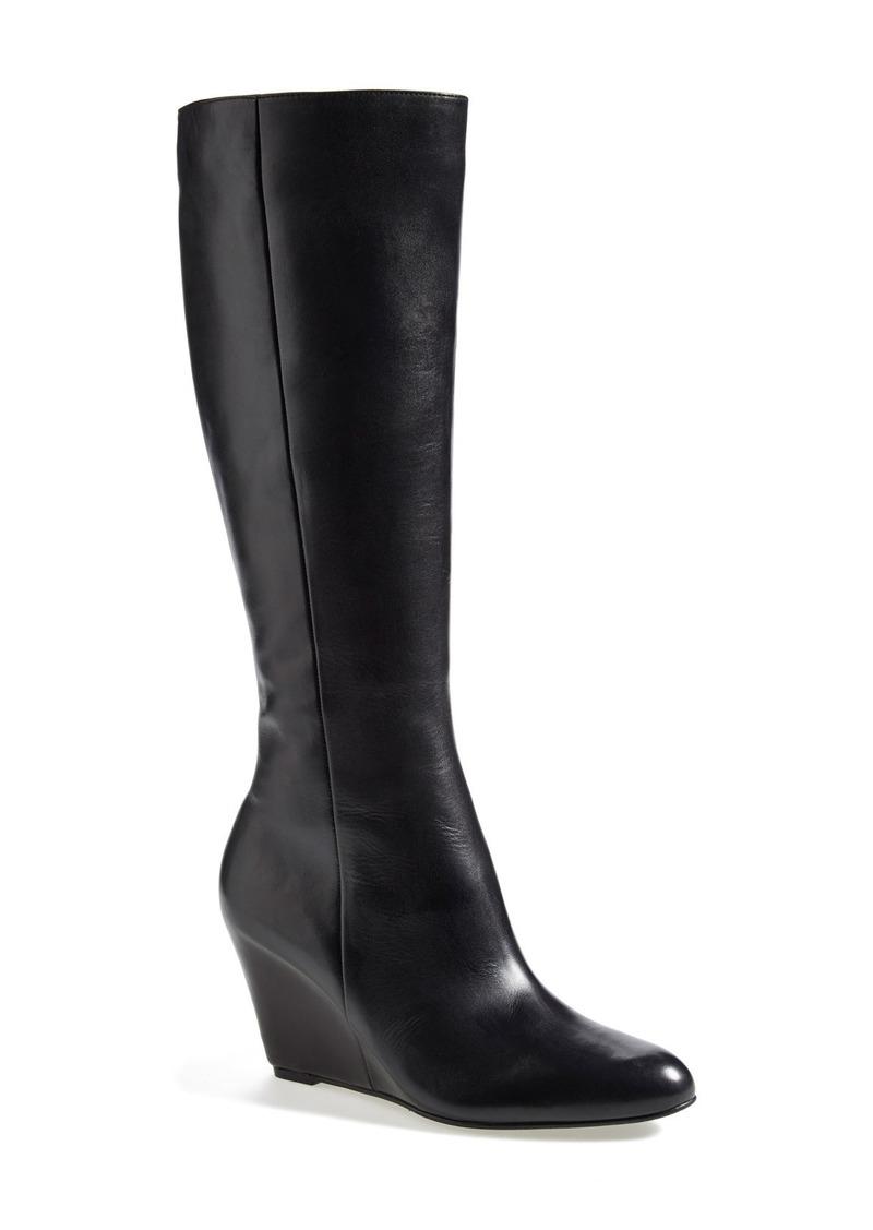 via spiga via spiga adina wedge boot shoes