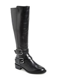 Via Spiga 'Bernadette' Leather Riding Boot (Women)
