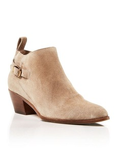 Via Spiga Booties - Caylin Buckle
