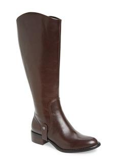 Via Spiga 'Carol' Riding Boot (Wide Calf) (Women)