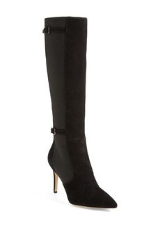 Via Spiga 'Cecil' Pointy Toe Suede Boot