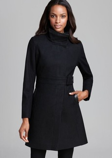 Via Spiga Coat - Ly Faux Leather