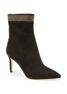 Via Spiga 'Concordia' Studded Pointy Toe Bootie (Women)