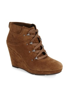 Via Spiga 'Dekel' Wedge Bootie (Women)