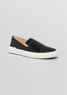 Via Spiga Flat Slip On Sneakers - Galant