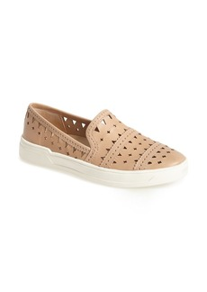 Via Spiga 'Gingi' Leather Slip-On Sneaker (Women)