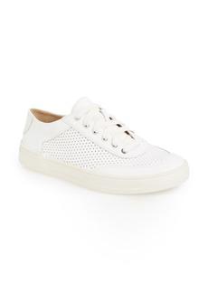 Via Spiga 'Gitana' Perforated Leather Sneaker (Women)