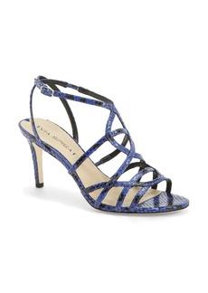 Via Spiga 'Ima2' Leather Ankle Strap Sandal (Women)