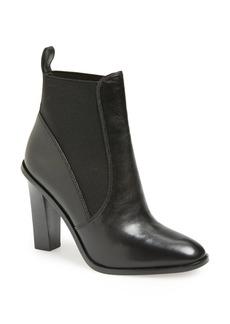 Via Spiga 'Maila' Leather Bootie (Women)