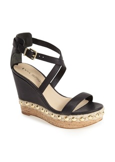 Via Spiga 'Moss' Studded Platform Wedge Sandal (Women)