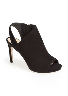 Via Spiga 'Nariah' Open Toe Pump (Women)