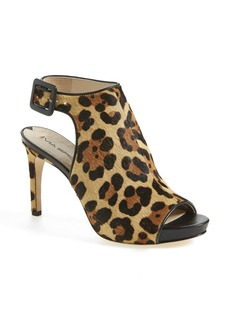 Via Spiga 'Nino' Genuine Calf Hair Sandal (Women)