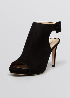 Via Spiga Open Toe Platform Sandals - Nino 2 High Heel