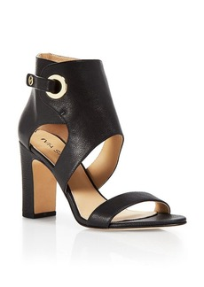 Via Spiga Open Toe Sandals - Adra High Heel