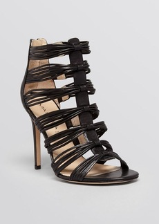 Via Spiga Open Toe Sandals - Terelle High Heel