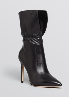 Via Spiga Pointed Toe Boots - Felienne High Heel