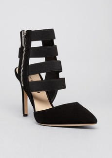 Via Spiga Pointed Toe Pumps - Damali High Heel