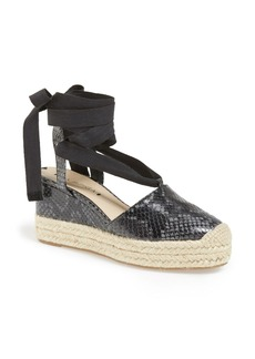 Via Spiga 'Ralina' Espadrille Wedge (Women)
