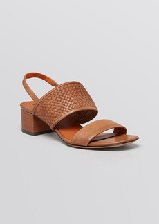 Via Spiga Sandals - Cairo 2 Block Heel
