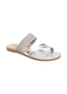 Via Spiga 'Tamina' Leather Toe Loop Sandal (Women)