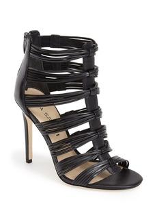 Via Spiga 'Terelle' Open Toe Cage Leather Sandal (Women)