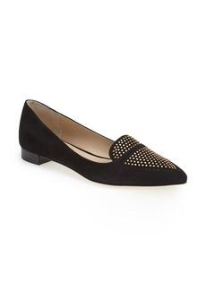 Via Spiga 'Vivia' Pointy Toe Flat (Women)