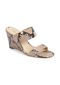 Via Spiga 'Wallia' Wedge Slide Sandal (Women)