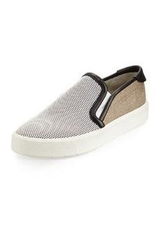 Vince Bram Mesh Slip-On Sneaker
