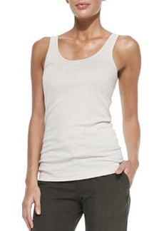 Favorite Sleeveless Scoop-Neck Tank   Favorite Sleeveless Scoop-Neck Tank