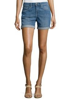 Vince Mason Rolled-Cuff Shorts, Westside