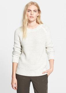 Vince Chunky Mesh Sweater