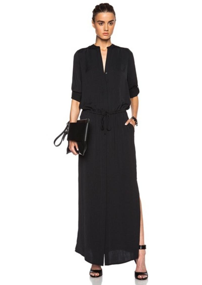 Vince vince maxi shirt dress dresses shop it to me for Vince tee shirts sale