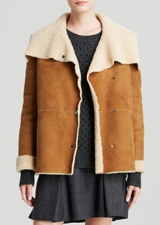 Vince Jacket - Two Tone Shearling