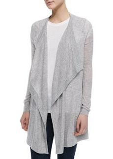 Vince Lightweight Draped Cardigan