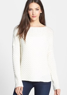 Vince Mini Cable Sweater
