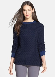 Vince Mini Cable Sweater (Online Only)