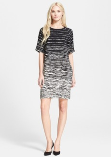 Vince Raglan Sleeve Shift Dress