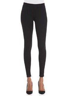 Vince Scrunch-Ankle Ponte Leggings