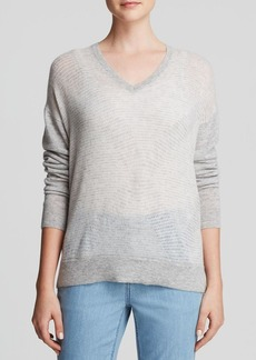 Vince Sweater - Striped Cashmere