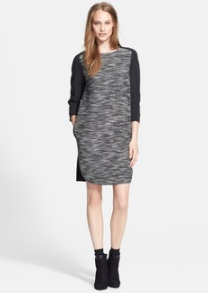 Vince Textured Shift Dress