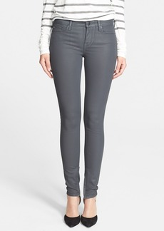 Vince Zip Ankle Skinny Jeans