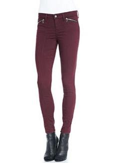 Zip-Pocket Skinny Jeans   Zip-Pocket Skinny Jeans