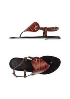 VIVIENNE WESTWOOD - Thong sandal