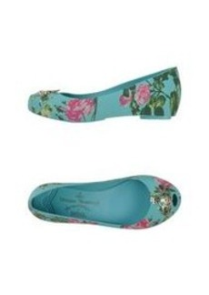VIVIENNE WESTWOOD ANGLOMANIA + MELISSA - Ballet flats