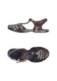 VIVIENNE WESTWOOD ANGLOMANIA + MELISSA - Sandals