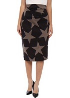 Vivienne Westwood Anglomania Isolation Jersey Skirt