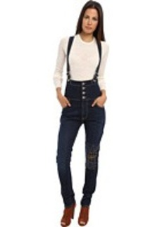 Vivienne Westwood Anglomania Lasso Dungaree Trousers