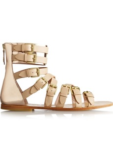 Vivienne Westwood Anglomania Leather gladiator sandals